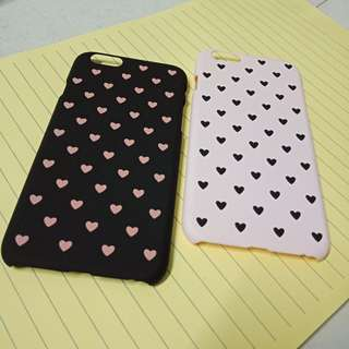BUY1TAKE1 HEART HARD CASE FOR IPHONE6/6S