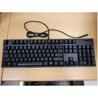 Filco Majestouch NINJA Full 104 Keyboard - Cherry MX Brown Switch