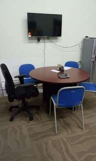 3 Driector room  + Office space