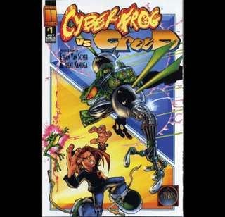 CYBERFROG vs. CREED #1 (1997)