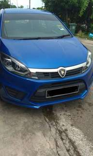 SAMBUNG BAYAR/CONTINUE LOAN  PROTON IRIZ 1.3 AUTO YEAR 2015 MONTHLY RM 550 BALANCE 5 YEARS + ROADTAX JULY 2019 TIPTOP CONDITION  DP KLIK wasap.my/60133524312/iriz