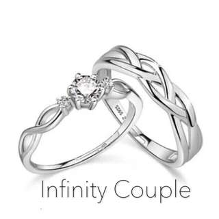 COUPLE RING (ADJUSTABLE)