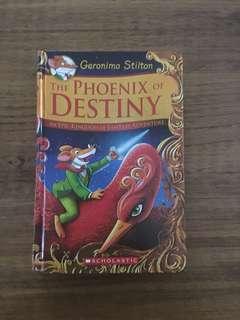 🚚 Geronimo Stilton Book