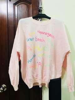 Sweatshirt preloved