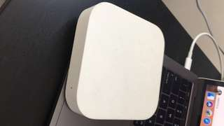 Used airport express 80% new