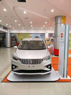 All New Ertiga ready stock bunga ringan