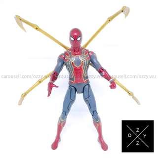 MARVEL Legends 6 inch Iron Spider Action Figure