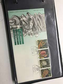 FDC First Day Cover Stamp Malaysia 1995