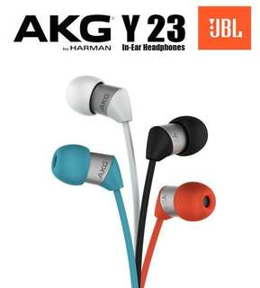 AKG Y23 earpiece