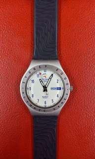SWATCH ORIGINAL YGS7004 / BACKFIRE