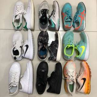 Assorted Shoes Check Description For Price
