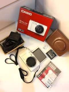 Casio Ex-ZR1500 Selfie Camera