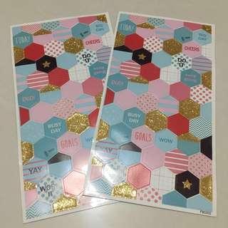 🚚 Sticker Set