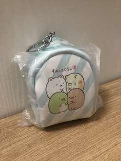 Sumikko gurashi key chain pouch