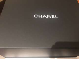 41' Chanel magnetic box