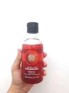 Shower Gel The Body Shop
