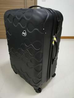 Kalimiant luggage 24inch black