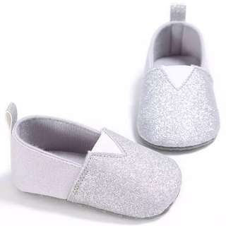Baby Girl Glitter Shoes