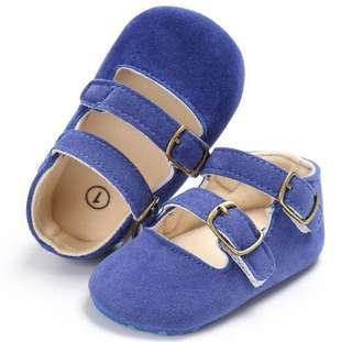 Baby Girl Suede PU Shoes