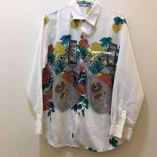 🚚 東方樂器復古襯衫