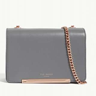 TED BAKER Earie leather shoulder bag