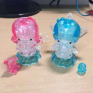 3D Little Twin Stars Puzzle