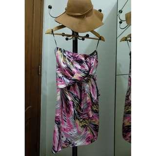 BATIK DRESS BODY & SOUL XS PINK