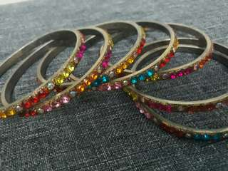 7-PC INDIAN BANGLES