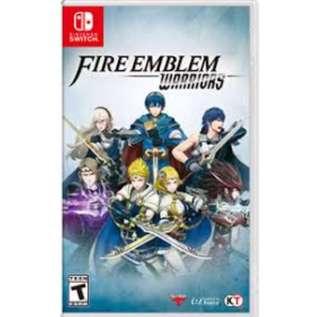 S> Nintendo Switch Fire Emblem Warriors