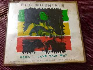 Big Mountain - Baby I Love Your Way Cd Single