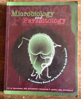 Microbiology and Parasitology by Fe A. Bartolome and Elizabeth P. Quiles