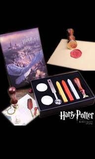 🚚 [BRAND NEW] Harry Potter Wax Seal Set