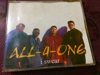 All-4-One - I Swear Cd Single