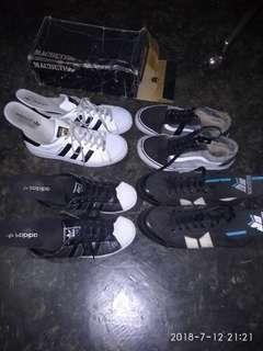 Macbeth vans adidas superstar sepatu bekas