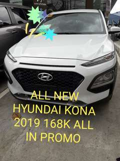 ALL NEW 2019 HYUNDAI KONA ALL IN PROMO