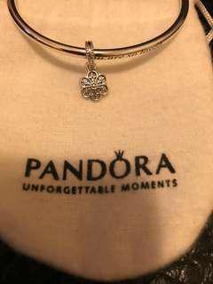 Pandora charm new & 925 silver