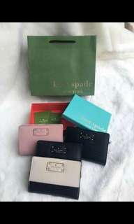 Kate spade wallet ready to ship on hand