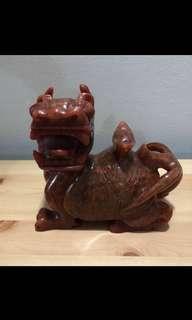 Old Jade Dragon Turtle