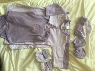 New without tag(Baby sets)