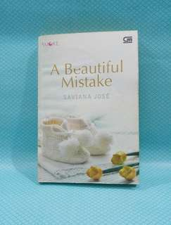 Novel: A Beautiful Mistake by Saviana Jose
