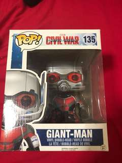 Funko Pop Giant Man