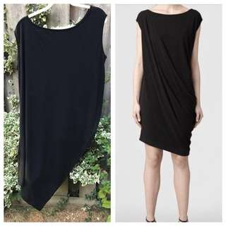 All Saints Ally Dress - Size 4 or Small