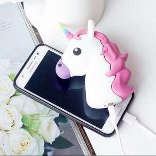 Unicorn powerbank 🦄
