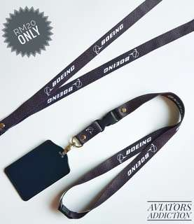 BOEING Lanyards for sale