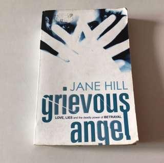 Grievous angel book