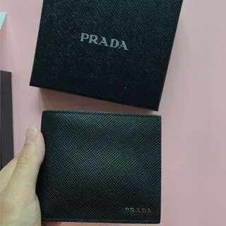 ▪️Prada Black wallet for mens 男裝銀包▪️