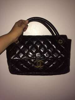 Chanel Leather Bag (Class A)