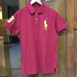 Red Polo Ralph Lauren
