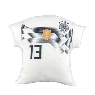 2018 World cup Jersey pillow