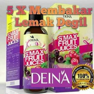 💛 SLIMAX FRUIT JUICE